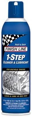 FINISH LINE(フィニッシュライン) TOS04005 1ステップクリーナー&ルブリカント 502mlエアゾール 1-Step Cleaner & Lubricant
