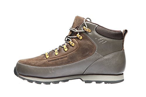 THE Bottines Hansen homme FORESTER 10513 CORD BUNGEE Helly LA CEMENT OwRqfBq