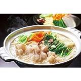 【産地直送 モツ鍋】日本料理 てら岡 博多もつ鍋 醤油味(FN1045)