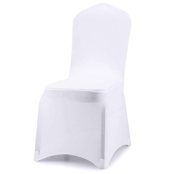 10 piezas de fundas para sillas, universales, de ...