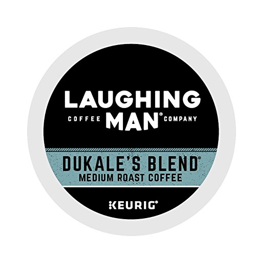 Laughing Man Dukale's Blend Coffee Keurig K-Cups, 96 Count by Laughing Man (Image #9)