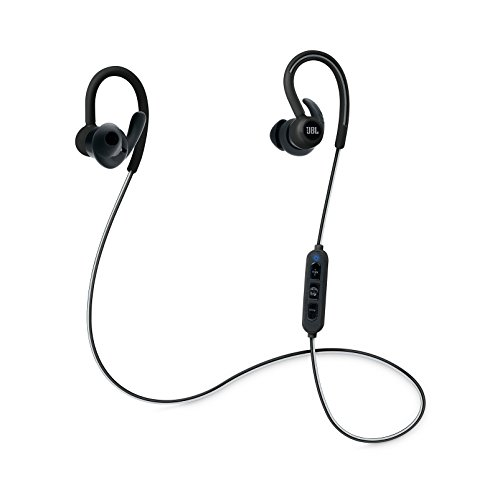 JBL Reflect Contour Bluetooth Wireless Sports Headphones Black