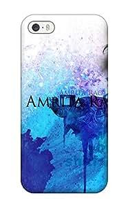 New Amrita Rao Hot Tpu Case Cover, Anti-scratch DXcentral Phone Case For Iphone 5/5s