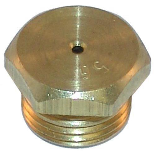 VULCAN HART GRILL BRASS BURNER ORIFICE 713967-56 ()