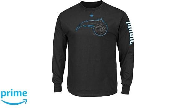 3fbb6c70095 Amazon.com   NBA Orlando Magic Men s Easy Choice Long Sleeve Basic ...
