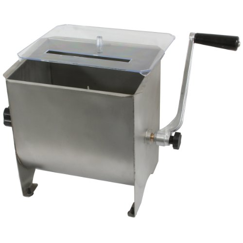 Sportsman MHMIX 4-Gallon Stainless Steel Meat Mixer