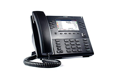 Mitel Networks 80C00003AAA-A 6869 SIP Phone - Voip Phone - SIP, Rtcp, RTP, Srtp - 24 Lines