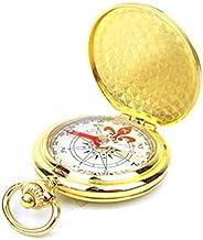 XBETA Pocket Watch Flip Compass Portable Hiking Navigation Compass Luminous in The Dark Navigation Car Compass