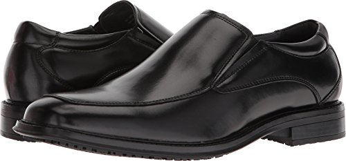 Dockers Men's Lawton Black Polished 9 D US