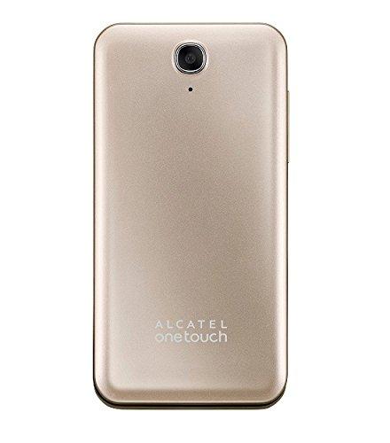 Alcatel 2012G-2BALDE1 Onetouch Mobiltelefon (Single-SIM) soft gold