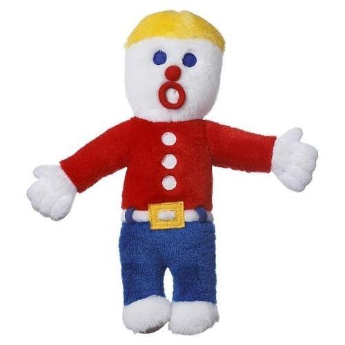 Multipet International 16715 Mr Bill Plush Talking Dog Toy