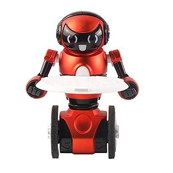 Smart Robot RC Wltoys F1 ¡Baila y Transporta Cosas! Juguetes Interactivos Baratos Niños