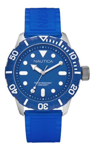 Nautica A09601G Mens NSR 100 Navy Watch