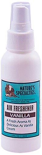 Nature's Specialties Air Freshener Pet Deodorizer, Vanilla, 4-Ounce by Nature's Specialties Mfg