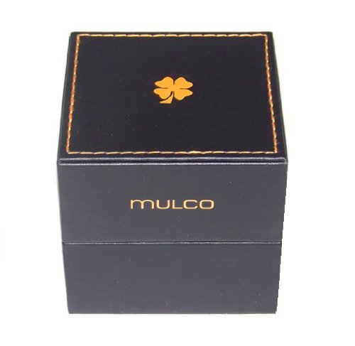 Mulco Unisex MW5-1621-465 Bluemarine Glass Chronograph Swiss Movement Watch
