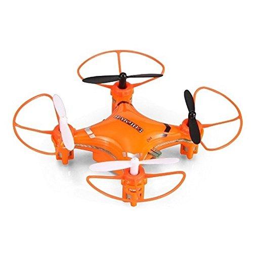 Haktoys HAK903 2.4GHz 4 Channel RC Nano Quadcopter, 6 Axis...