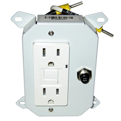 Xantrex Freedom SW GFCI AC Outlet Option Kit For SW 2000 2012 3012 Marine RV Boating Accessories by Xantrex