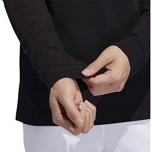 adidas Men's Basic Badge of Sport Long Sleeve Tee 6