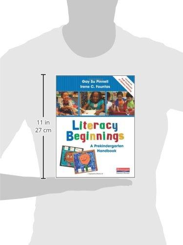 Literacy Beginnings: A Prekindergarten Handbook by Pinnell Gay Su Fountas Irene C (Image #2)