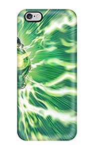 New Style JeremyRussellVargas Scratch-free Phone Case For Iphone 6 Plus- Retail Packaging - Green Lantern