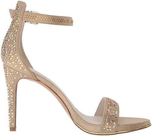 Lustro Delle Chiaro Stiletto Oro New Vestito Sfavillante Sandalo Donne Brooke Cole York Kenneth Tacco qPY78TUw