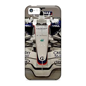 Awesome Cases Covers/iphone 5c Defender Cases Covers(bmw Sauber F1 Front) by lolosakes