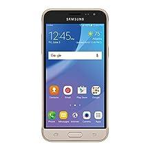 Samsung Galaxy Sol - J321AZ Gold, 8GB, 1.5GB RAM, 5.0-inch LCD, Unlocked, Android 6.0 Marshmallow - For Rogers, FiDO, Koodo, Bell, Telus, Koodo, Virgin