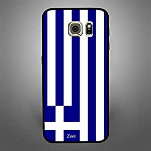 Samsung Galaxy S6 Edge Greece Flag