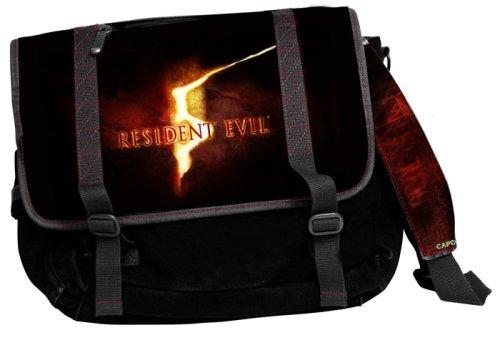 Resident Evil Canvas Messenger nintendo wii product image