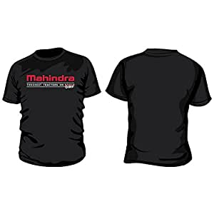 Amazon.com : NEW MAHINDRA TRACTOR T-SHIRT TOUGHEST TRACTOR ON DIRT