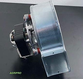 ventilador Vida Trial cah12y4 - 004 Motor SX para estufas pellets piazzetta: Amazon.es: Industria, empresas y ciencia