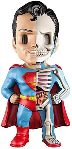 "Mighty Jaxx GOLDEN AGE SUPERMAN XXRAY 4/"" Vinyl Figure"
