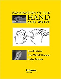 Examination Of The Hand And Wrist Descargas gratuitas de libros electrónicos para kindle en pc