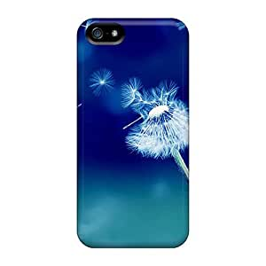 Zheng caseSanp On Case Cover Protector For Iphone 5/5s (parachutes Iphone Wallpaper)