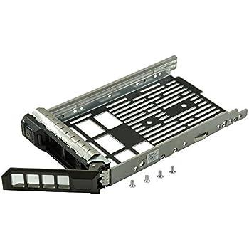 """3.5/"""" SAS SATA Hard Drive HDD Tray Caddy F238F For Dell R330 T330 R530 R230 KG1CH"""