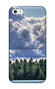 New Style Earth Landscape/ Fashionable Case For Sam Sung Note 2 Cover