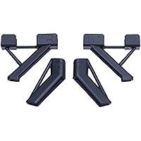 Polar Pro Filters DJI Mavic Landing Gear-Leg Extensions, Black