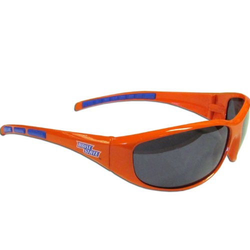 Boise State Football Gear (NCAA Boise State Broncos Wrap Sunglasses)