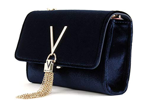by Women's Body Blu Mario Bag 002 Valentino Blue Marilyn Valentino Cross gqS44CwP