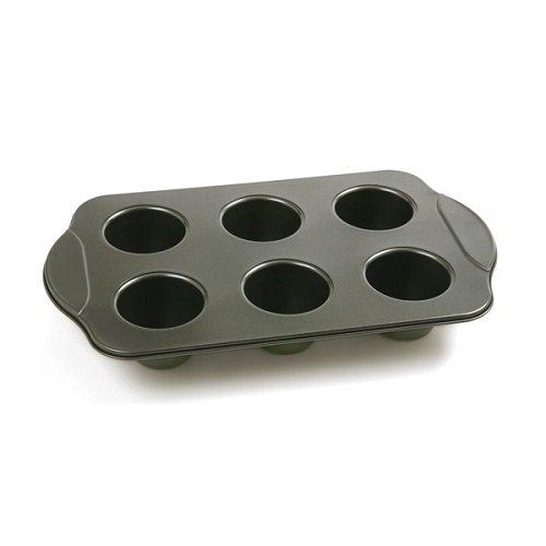 Norpro 3974 Nonstick Linking Popover Pan