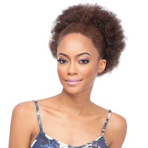 Drawstring Synthetic (Outre Synthetic Drawstring Ponytail Timeless Afro Medium (2T1/30))