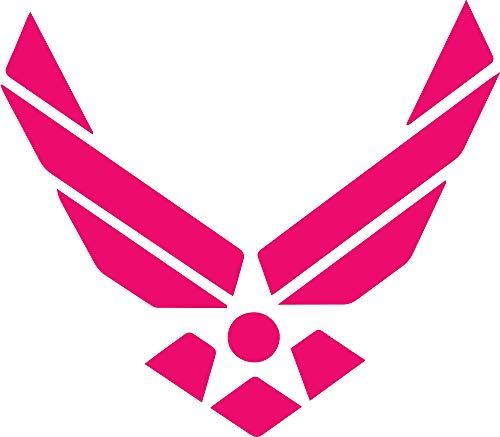 ANGDEST [Set of 2] Air Force (Pink) -