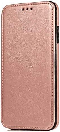 Samsung Galaxy S10 PUレザー ケース, 手帳型 ケース 本革 スマートフォンケース カバー収納 財布 全面保護 ビジネス 手帳型ケース Samsung Galaxy サムスン ギャラクシー S10 レザーケース