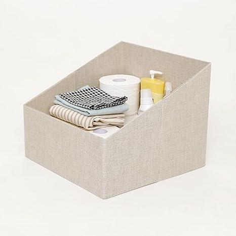 61cc1df4b253 Amazon.com : Hsl Linen Handbag Storage Bin : Baby