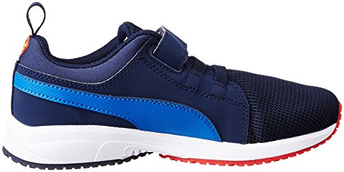 peacoat princess Blau Azul Niños Kids Runner Unisex Puma V Carson Blue 01 Superman Running Zapatillas De q7nwBHO