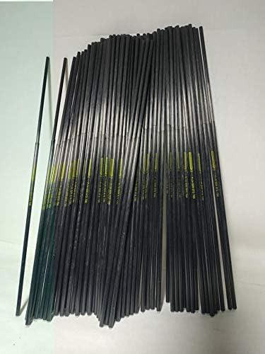 Varilla Fibra de Carbono Vareadora ■ Zanon//Benza//Stihl//Zome ■ /Ø 4,5 mm 370 mm ■ Pack 10 Unidades