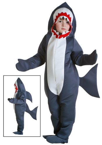 Shark Costume 4T (Boy Shark Costume)