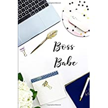 Boss  Babe: Goal Setting Planner for Women