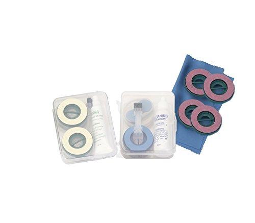 Aleratec DVD CD Disc Repair Plus Refill Value Pack