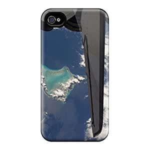 Waterdrop Snap-on View From Space Of Bahamas Island Cases Samsung Galaxy Note4